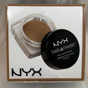 4/$20 NYX Tame & Frame Tinted Brow Pomade Blonde